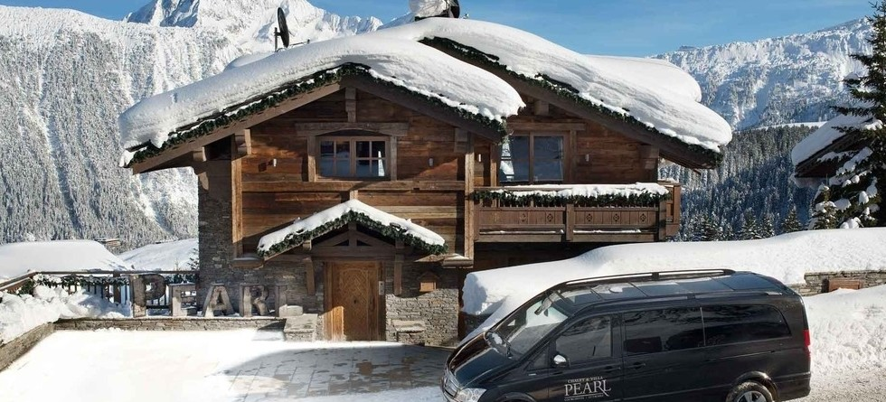 Luxury chalet in Courchevel, Chalet Pearl