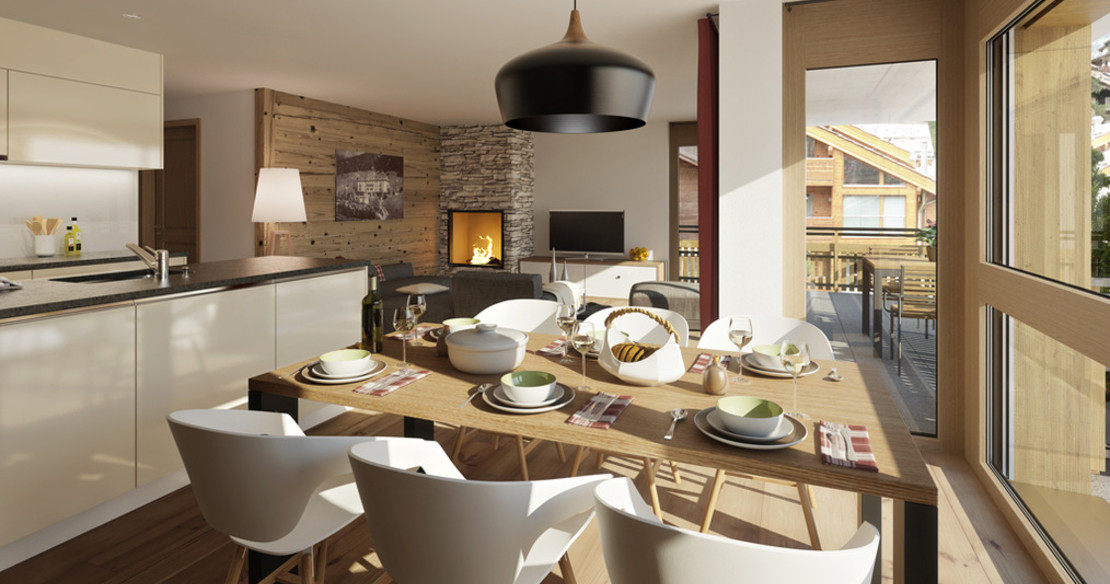 Luxury chalets in Zermatt, Chalet Petit
