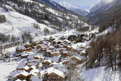 Luxury ski holidays in Pragelato Italy