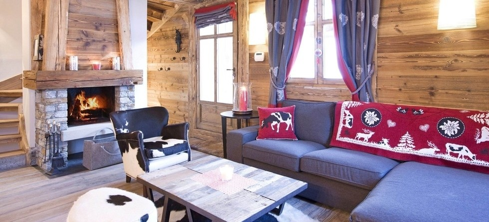 Luxury chalets in Courchevel 1850 France Chalet Ajacour