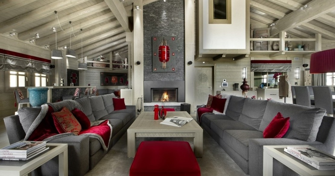 Luxury Chalet Muztagh Courchevel France