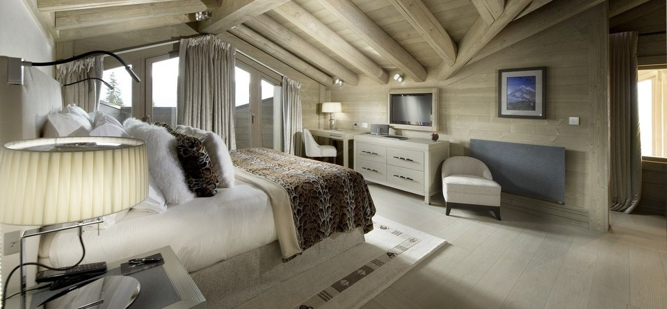 Luxury Chalet Panmah Courchevel France