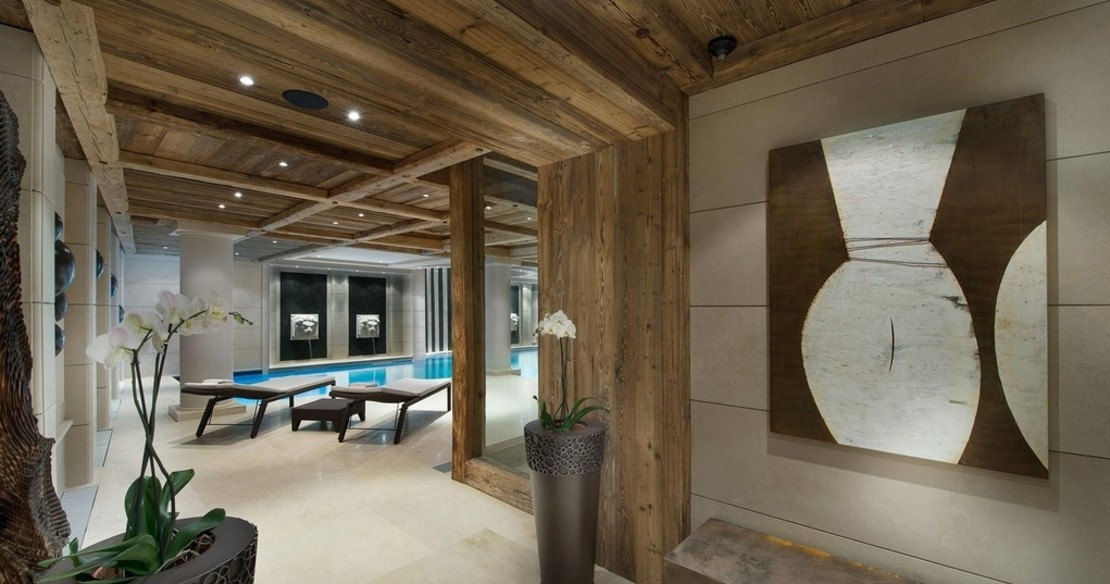 Luxury chalet Courchevel 1850 - Chalet Edelweiss