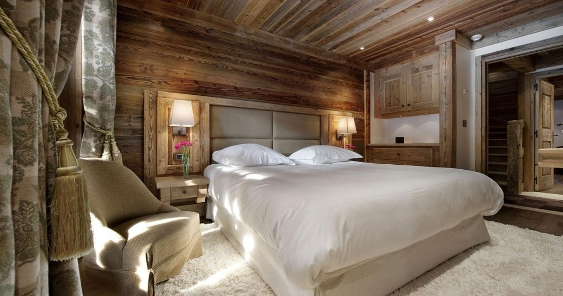 Luxury chalet Courchevel 1850 - Chalet Gentianes