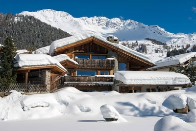 Chalet Makini Verbier Switzerland