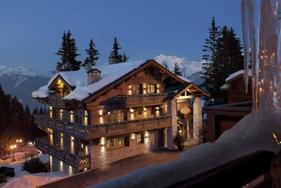 Luxury chalets in Courchevel 1850 - Chalet Ormello