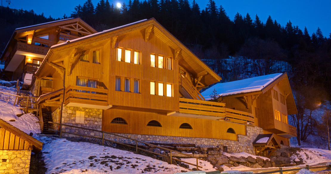 Luxury chalets Meribel - Chalet Pasarale