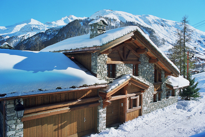 Luxury Chalet Val d'Isere, France - Chalet Montana