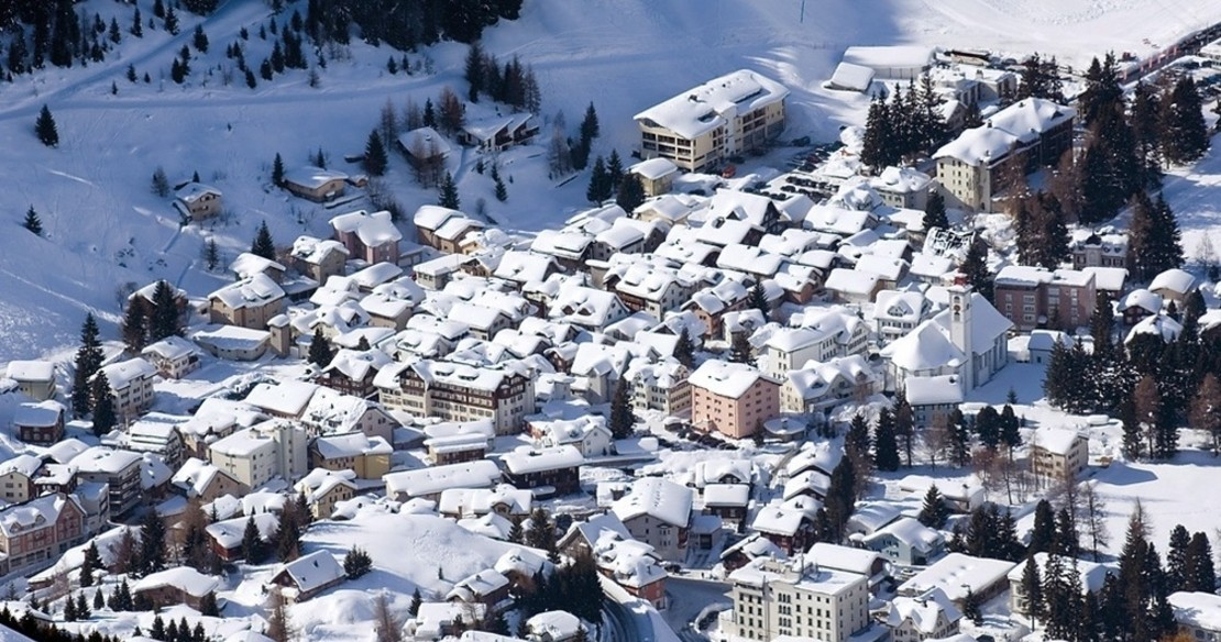 Andermatt Luxury ski resort in Switzerland
