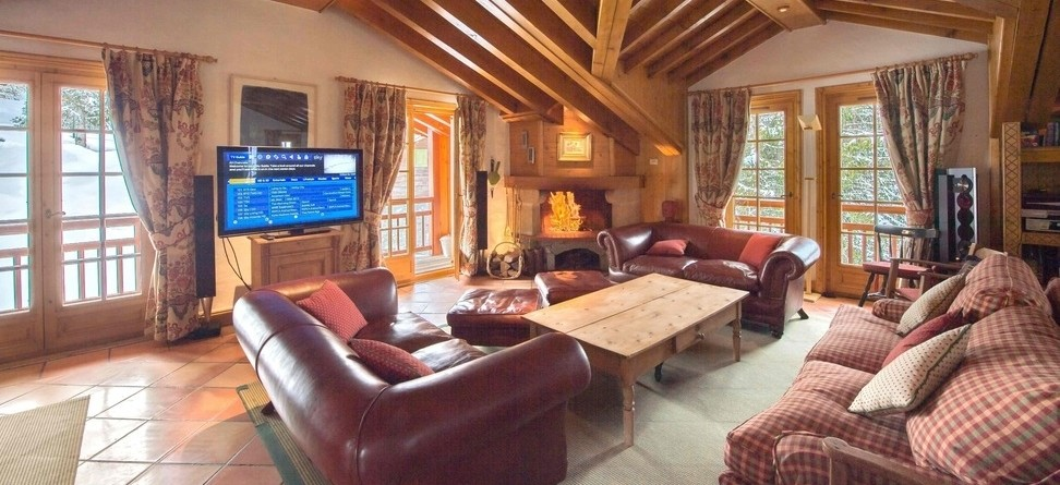 Luxury chalets in Courchevel - Chalet Desirade