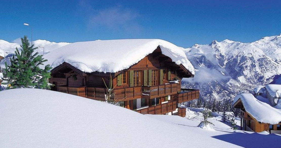 Luxury chalets in Courchevel - Chalet Founets