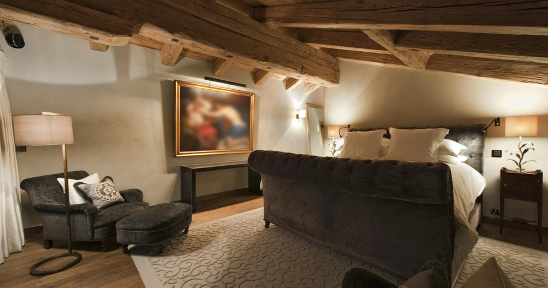 The Alpine Estate Verbier - Chalet Norte bedroom