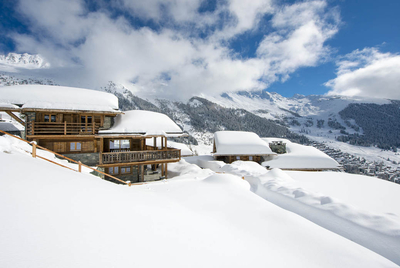 The Alpine Estate Verbier - exterior and view