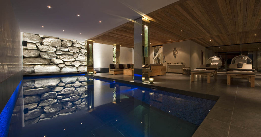 The Alpine Estate Verbier - Chalet Norte pool