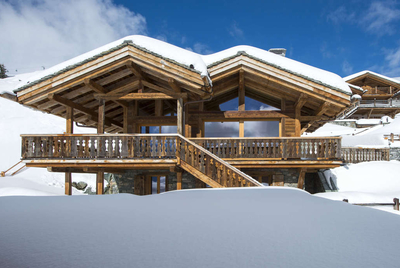 Chalet Sirocco Verbier - exterior