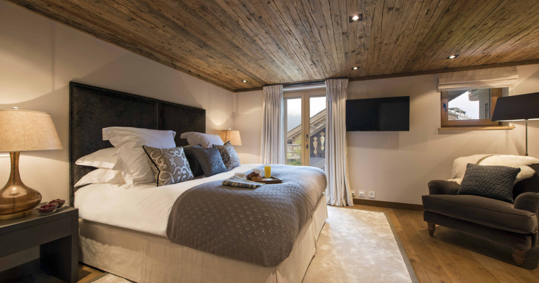 The Alpine Estate Verbier - Chalet Sirocco bedroom