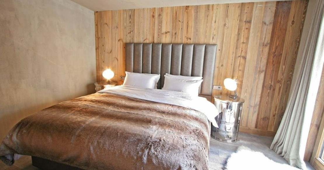 Chalet Dulcis Casu Courchevel Le Praz - bedroom