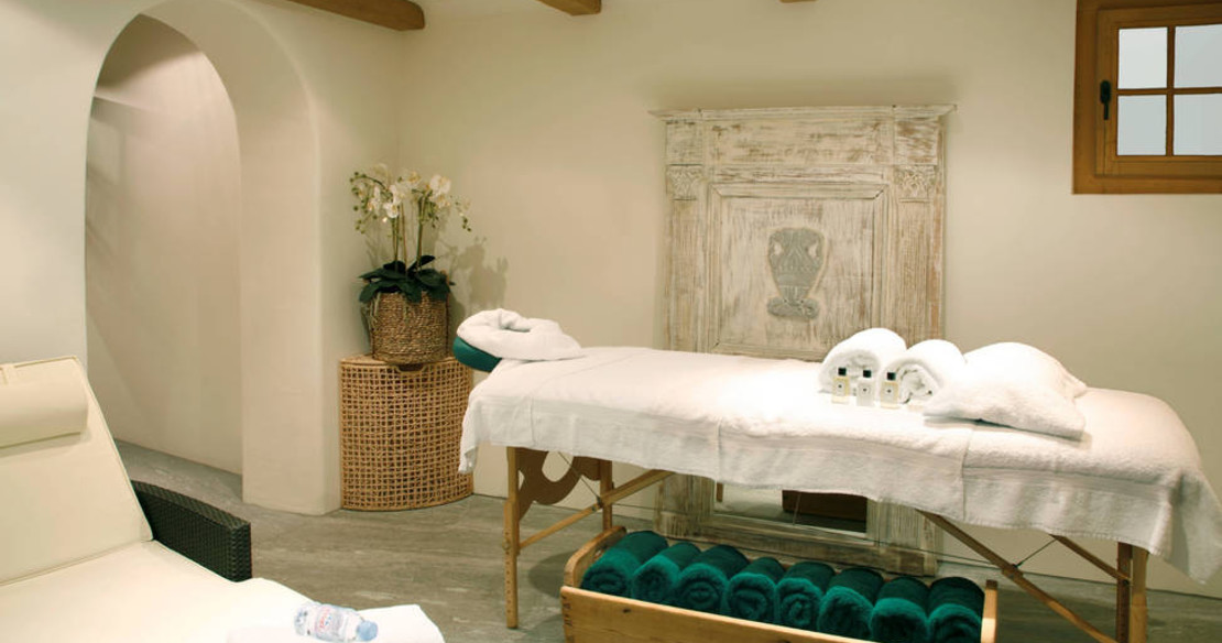 Tivoli Lodge Davos - massage room