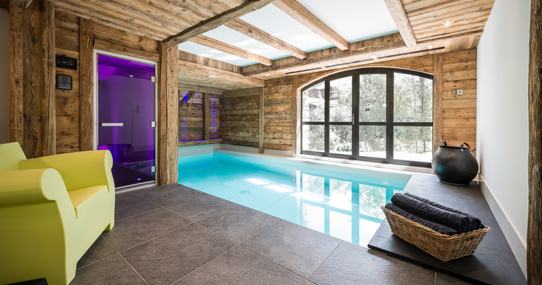 Chalet Shar Pei - Swimming Pool