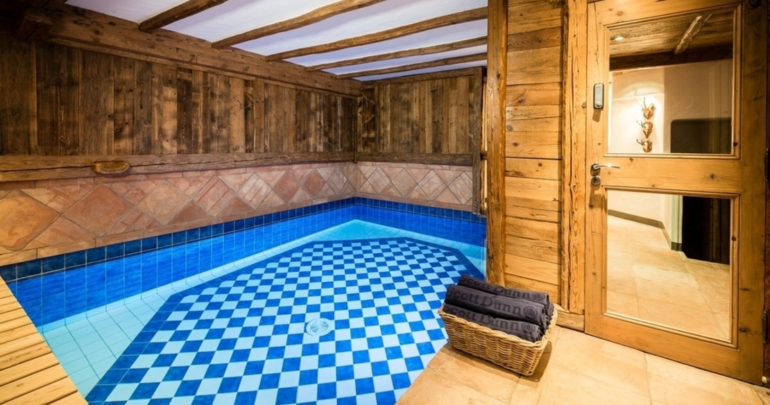 Chalet Alice - swimming pool