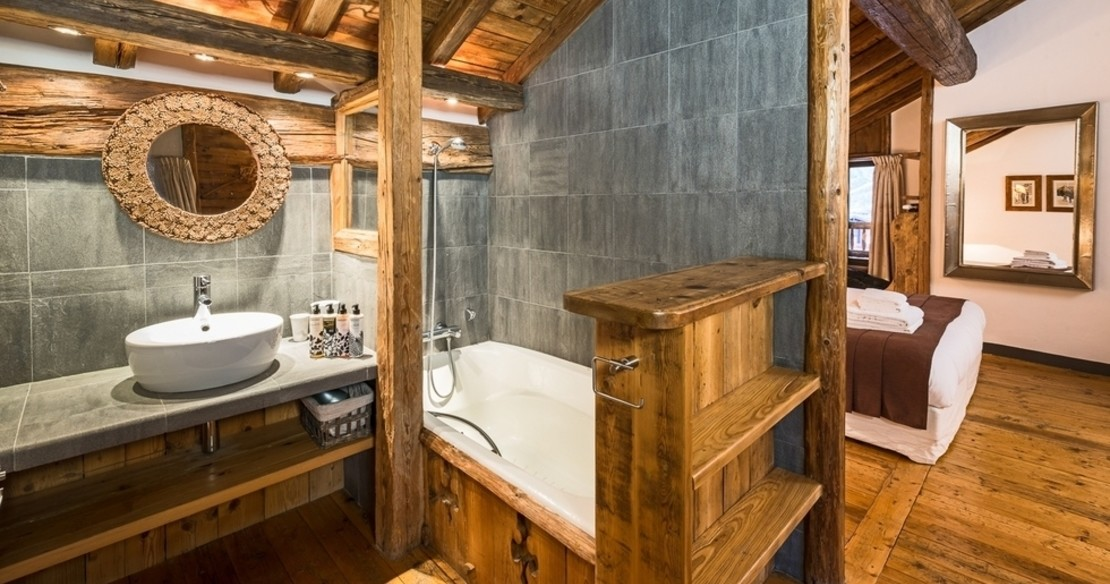 Chalet Alice - bathroom
