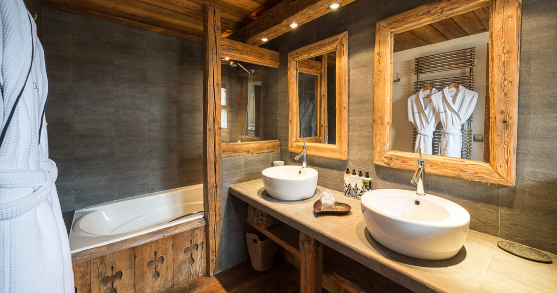 Chalet Pauline - bathroom