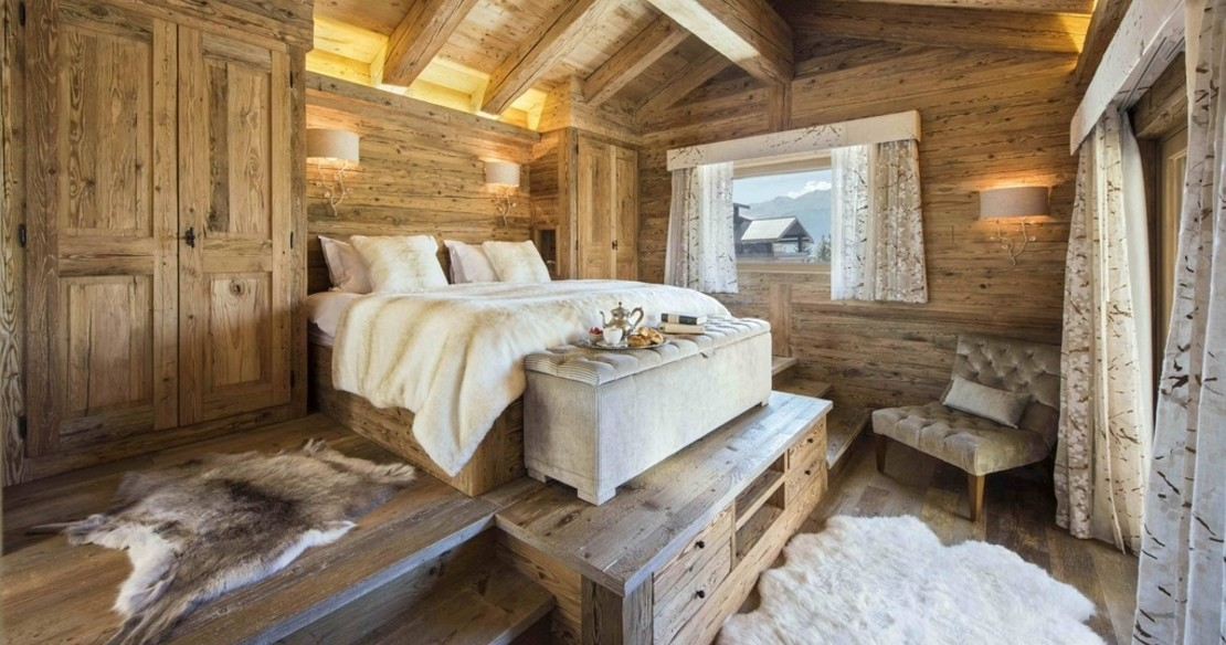 Chalet Sherwood - bedroom