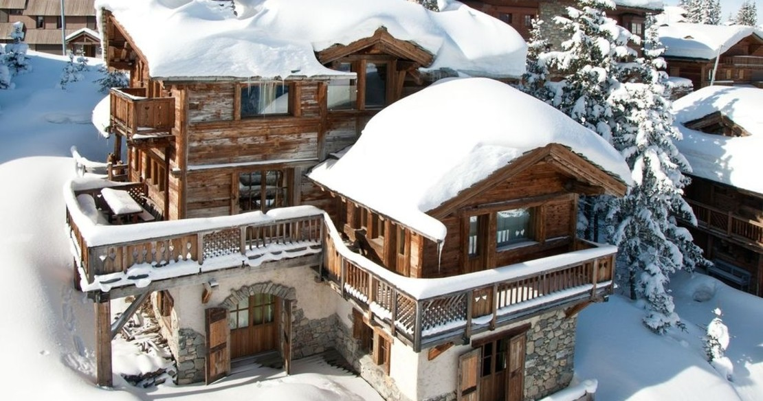 Chalet Montana Courchevel 1850