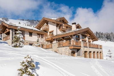 Chalet Shemshak Courchevel 1850 - exterior