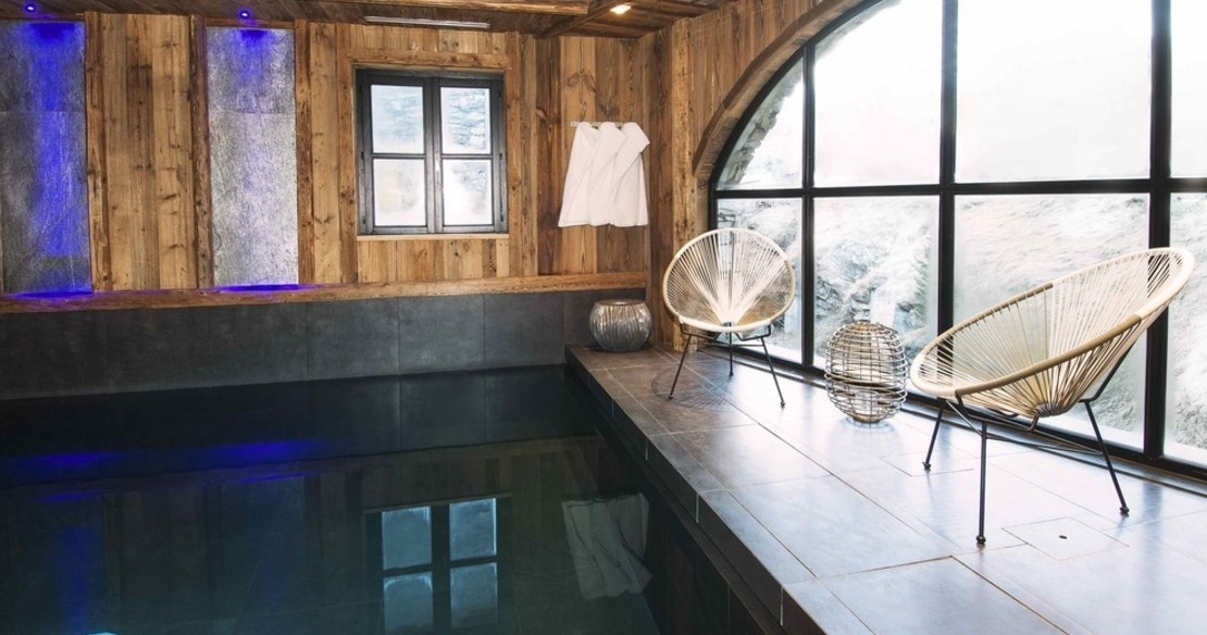 Chalet Rive Gauche Val d'Isere - swimming pool