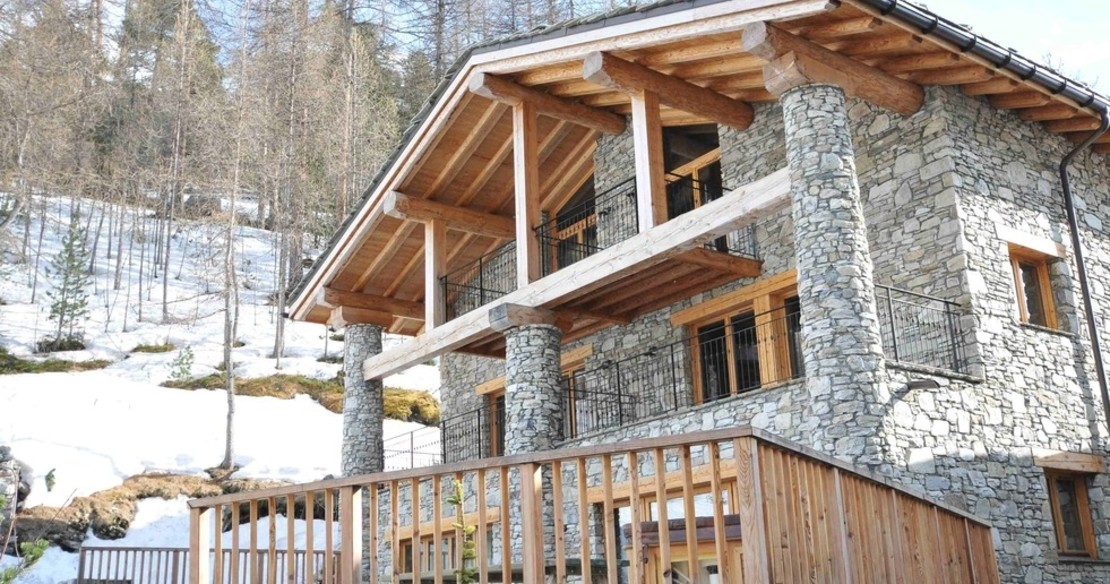 Chalet Grand Sarire Val d'Isere - exterior