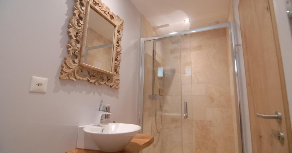 Chalet Cimerose Verbier - shower room