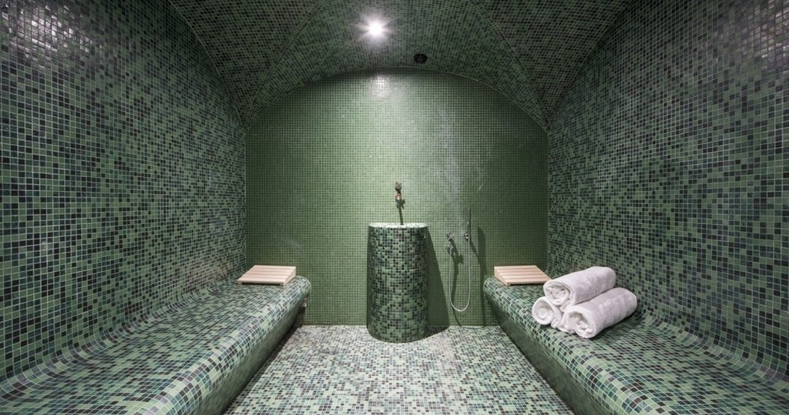 Chalet Orsini Verbier - steam room