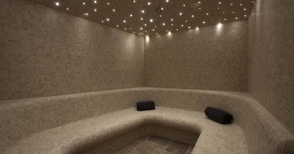 Chalet Chouqui Verbier - steam room