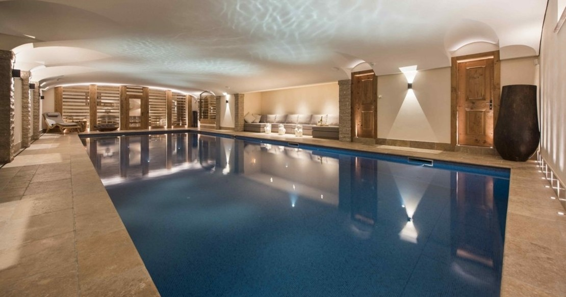 Chalet Chouqui Verbier - swimming pool