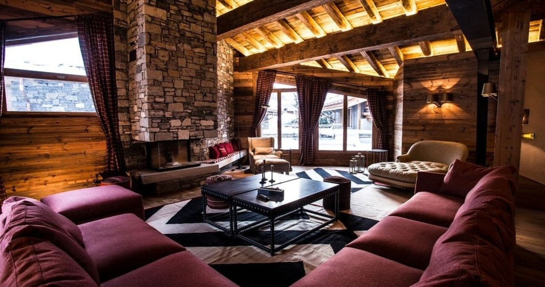 Luxury chalets in Val d'Isere - Chalet Chene