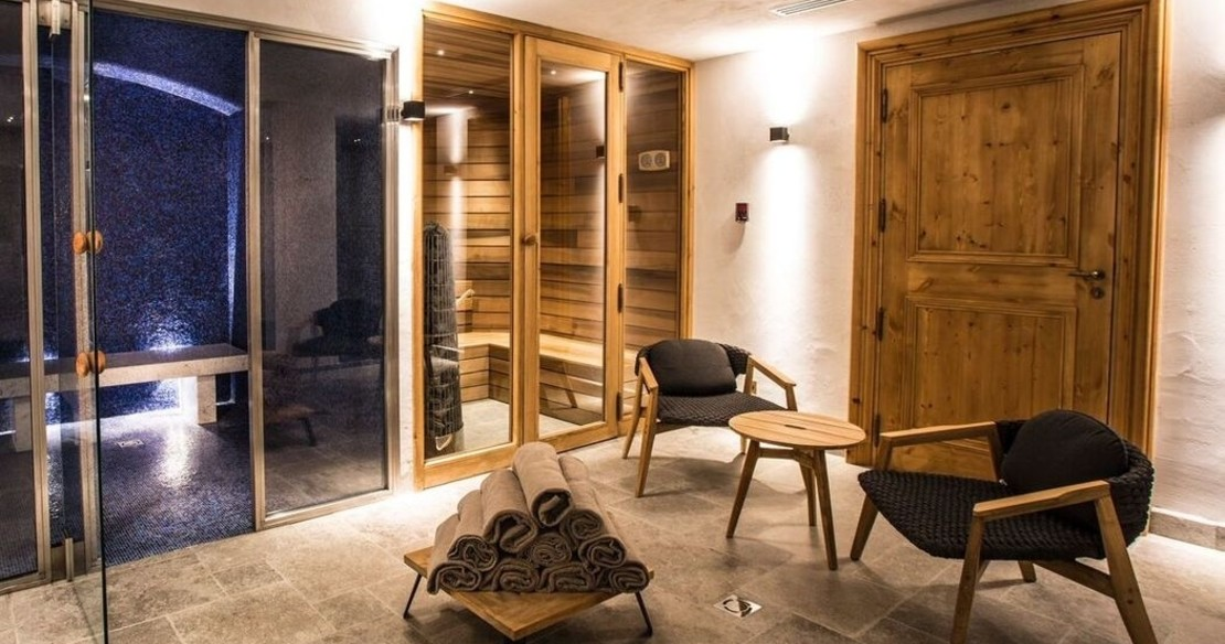 Chalet Ambre, Val d'Isere, steamroom