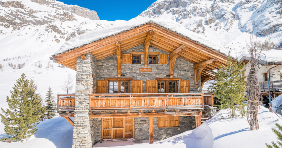 Luxury chalets in Val d'Isere - Chalet Calistoga