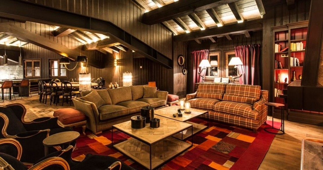 luxury chalets in Val d'Isere, chalet Ebene