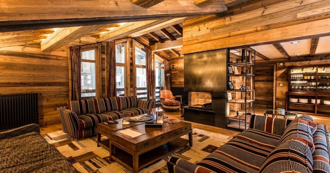 Luxury chalets in Val d'Isere - Chalet Ambre