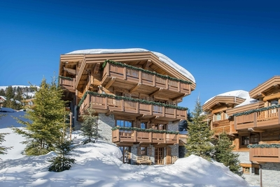 Luxury chalets in Courchevel 1850, Chalet Nanuq