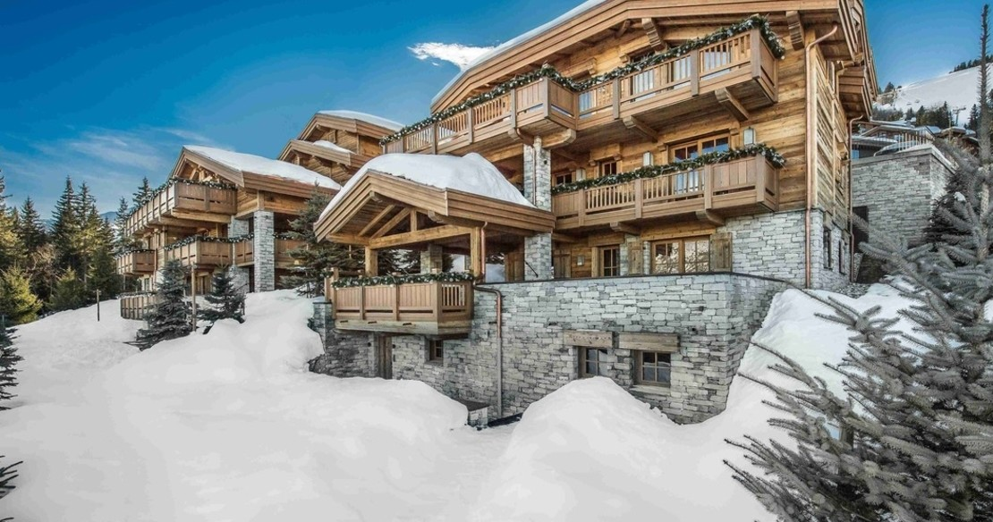 Luxury chalets in Courchevel 1850, Chalet Cryst'Aile