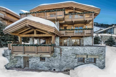 Luxury chalets in Courchevel 1850, Chalet Bastidons