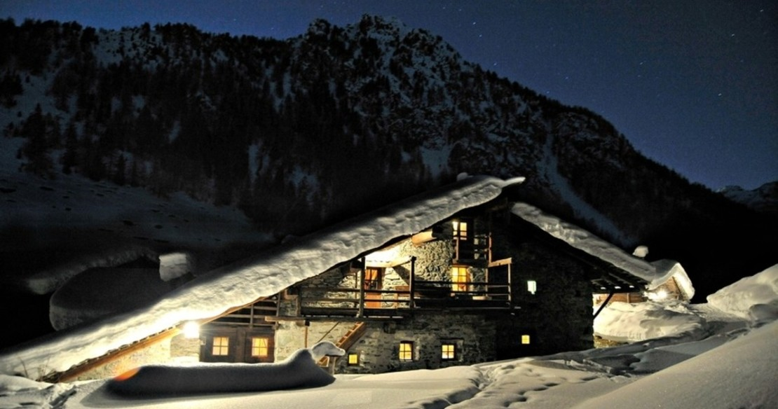 Hotels in Champoluc, the exceptional Hotellerie de Mascognaz