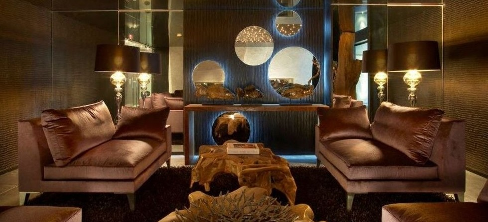 Luxury hotels in Courchevel, Hotel Le Strato