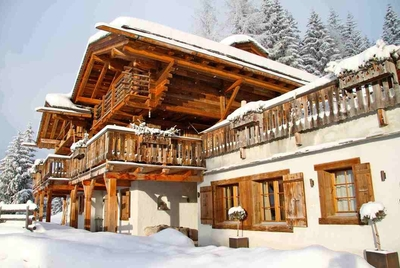 Luxury chalet Milou in Verbier