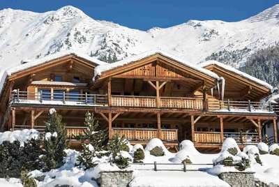 Luxury chalet Daray Penthouse in Verbier
