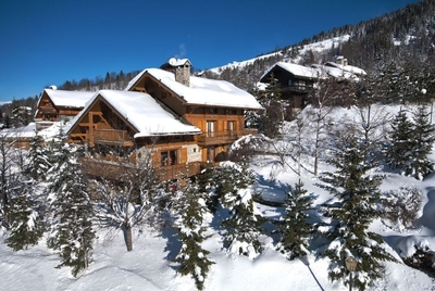 Luxury_chalet_Foinsbois_Meribel_France