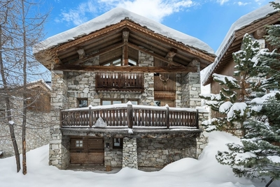 Chalets Val d'Isere - Chalet Abade