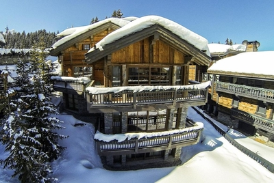 Chalets Courchevel 1850 - Chalet Monet